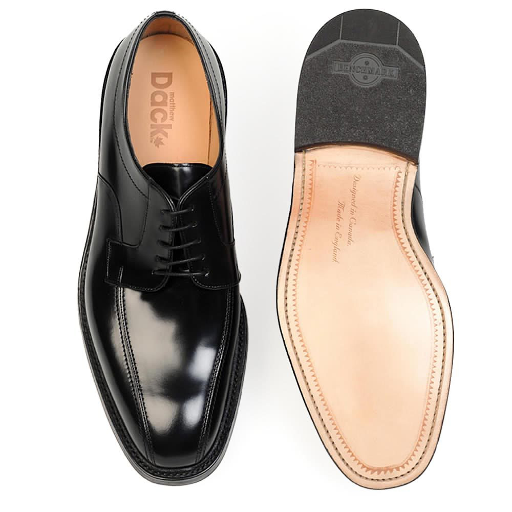 SENECA - Black Polished - D