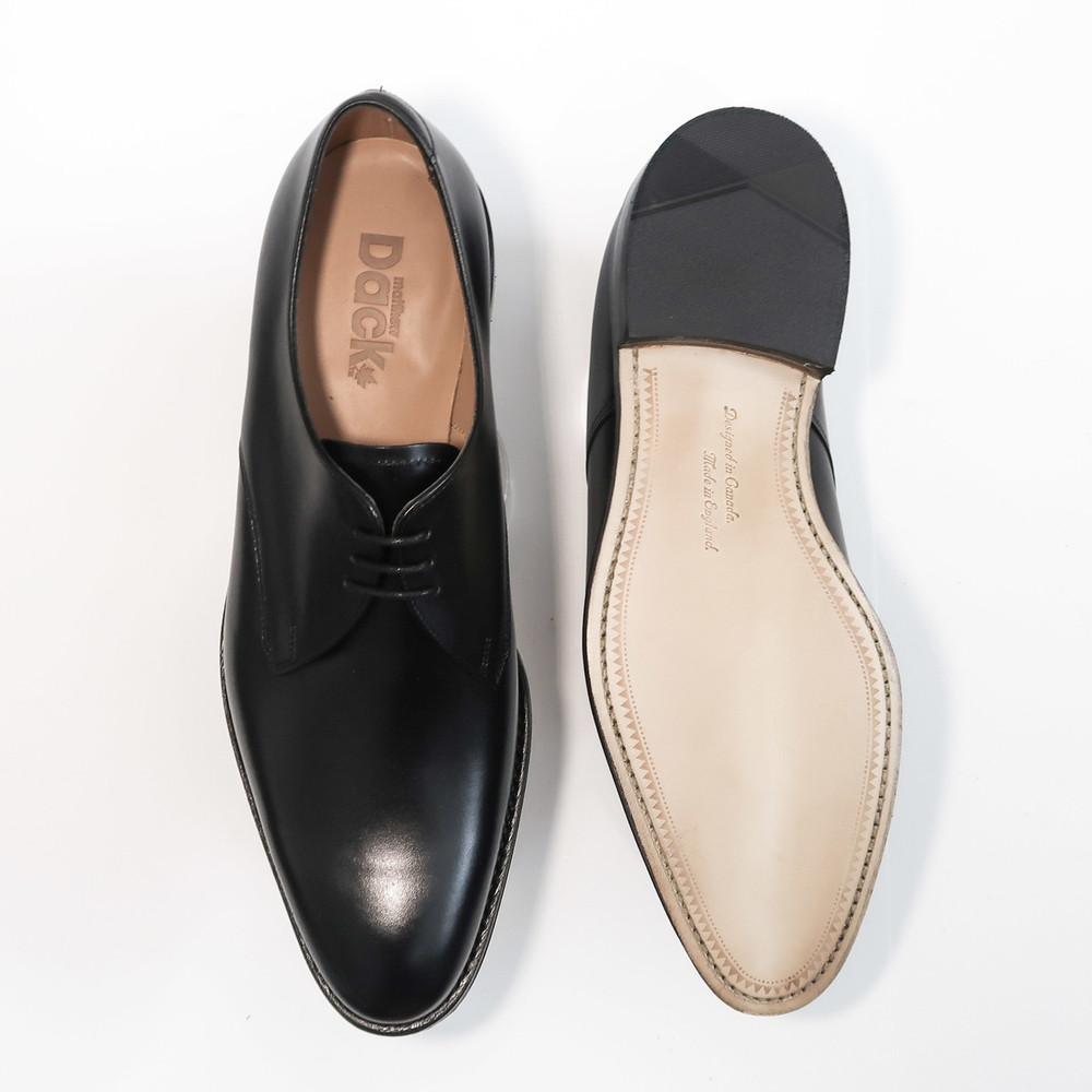 HARRISON II - Black Calf - F