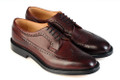 DUFFERIN - Burgundy Country Calf - F