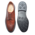 DUFFERIN - Mahogany Country Calf (Rubber Sole)- F