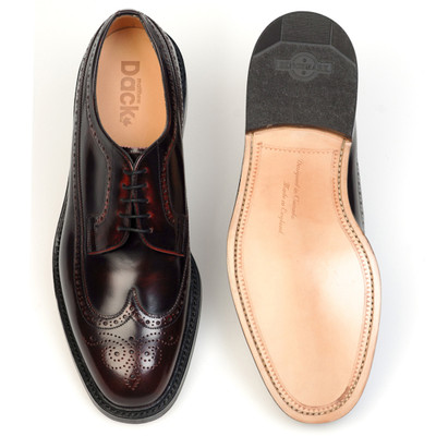 DUFFERIN - Burgundy Polished - F