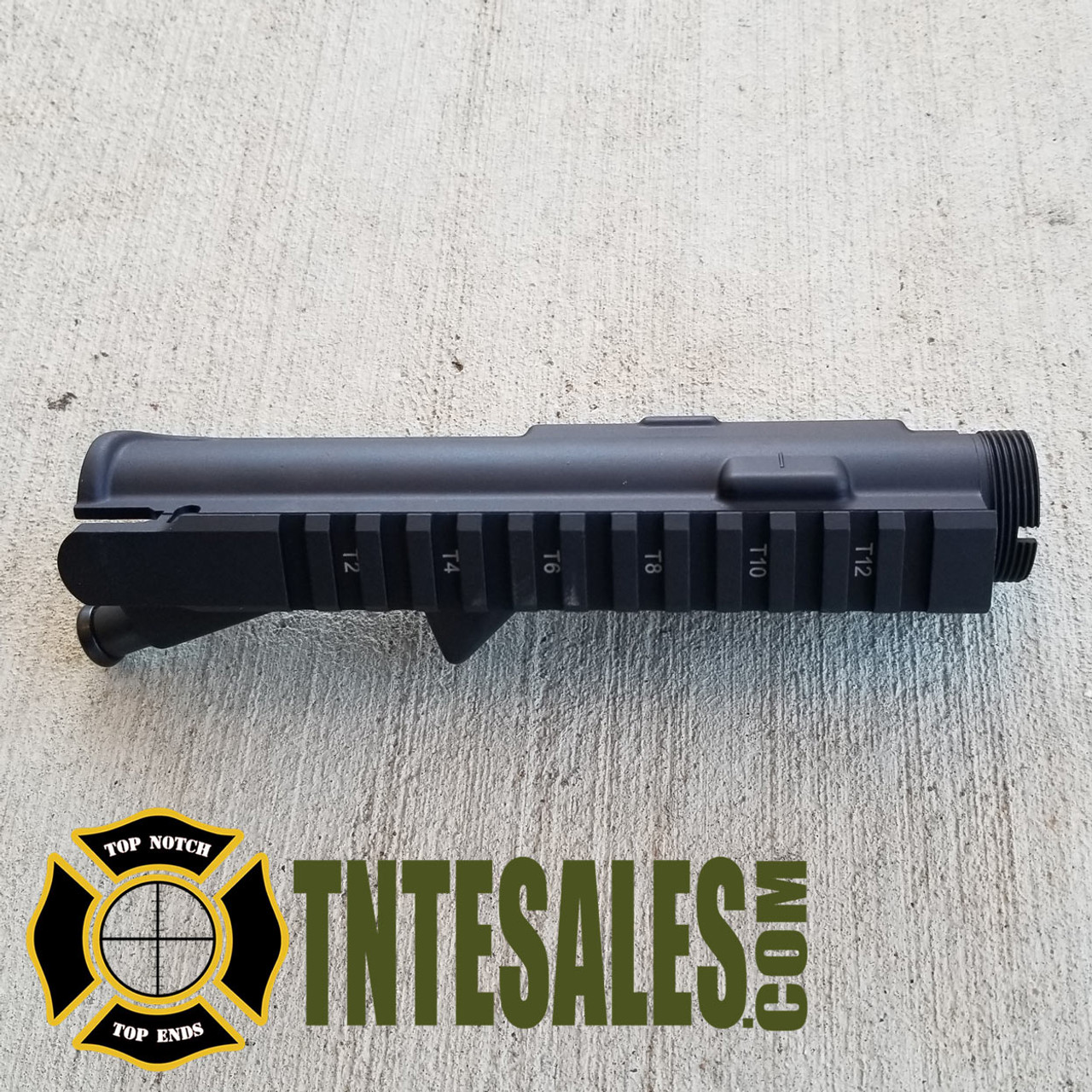 TNTE AR-15 Upper Receiver with M4 Ramps Assembled