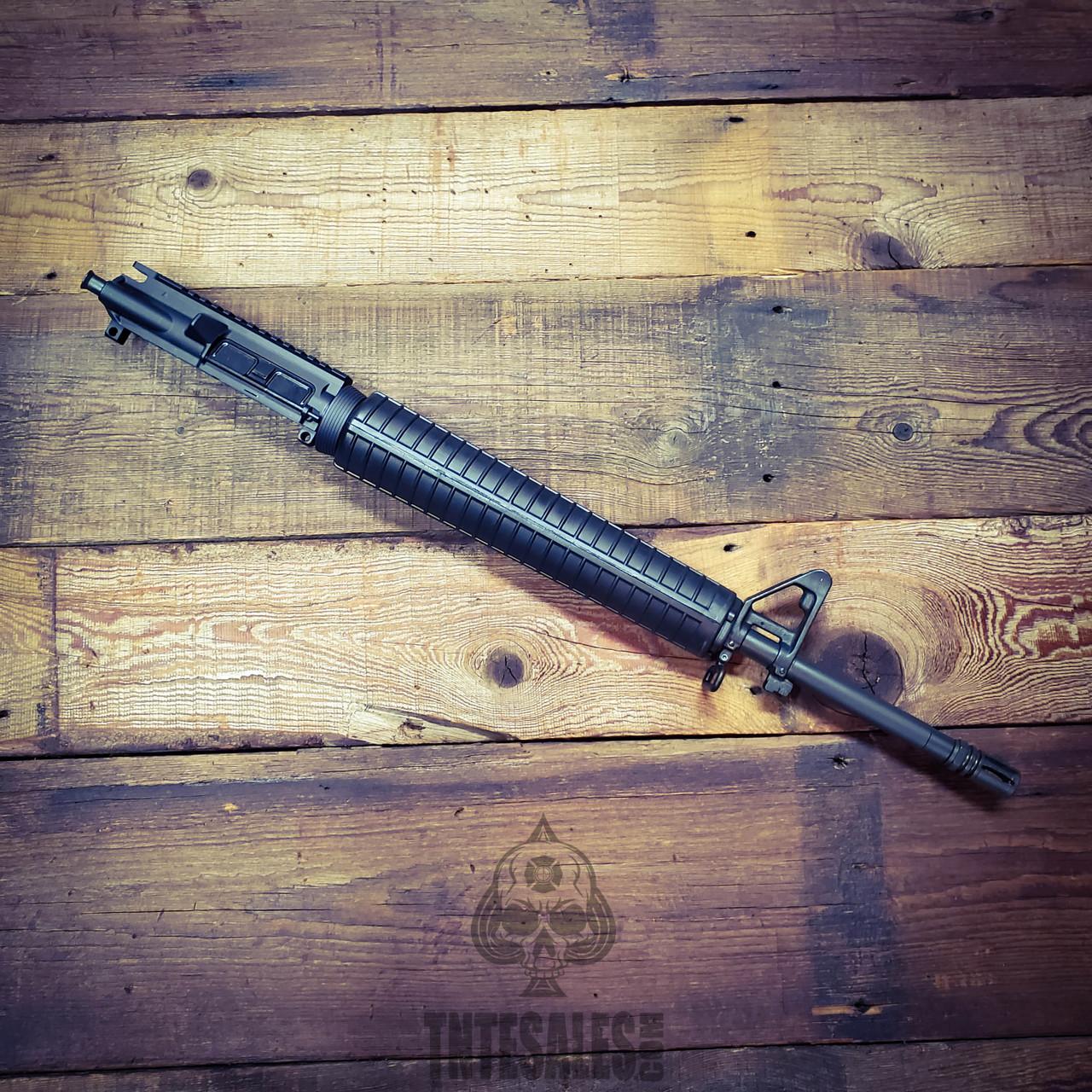 M-16 4150 1/7 DMR HBAR Upper