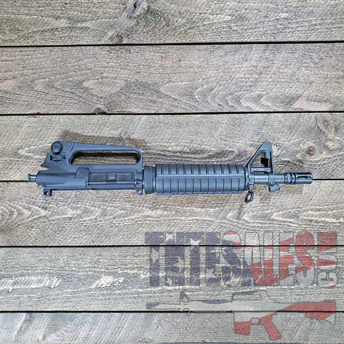"A2 10.5"" SBR and Pistol Upper 1/7 Chrome lined (MK-18 Mod 0)"