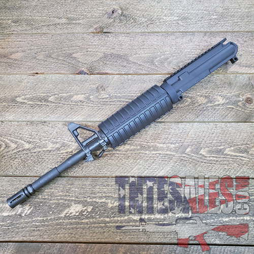 """14.5"""" 1/7 M4A1 Upper w/ extended A2"""