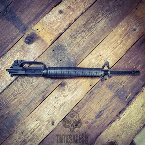 5.56 M-16 A2 Style Upper 1/9 Chrome Lined