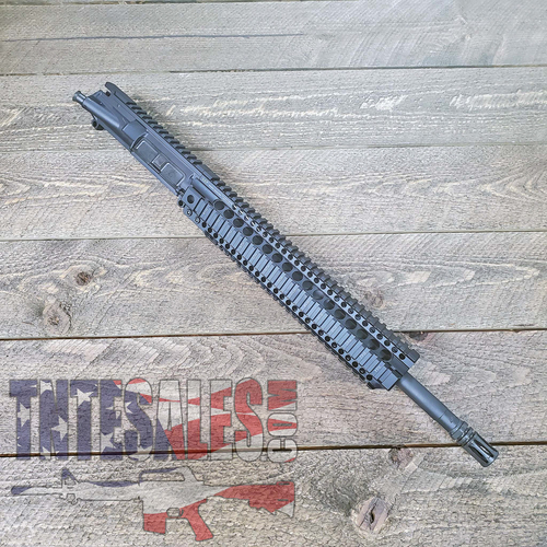 "5.56 16"" 1/7 CL Upper with MI Combat QuadRail"