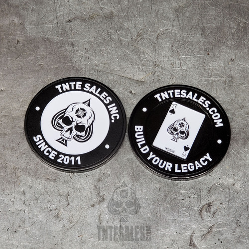 TNTE Challenge Coin