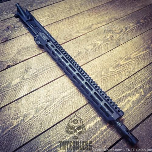"300 Blackout 16"" 1/7 QPQ Pistol Upper with MI Combat Rail"