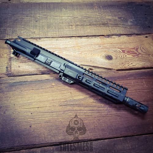 "5.56 7.5"" 1/7 QPQ Pistol Upper with MI CRM"