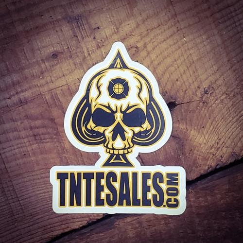 TNTE Spade in Gold