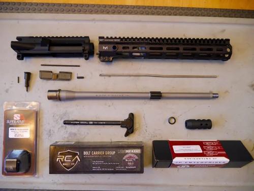 AR-15 Upper Assembly