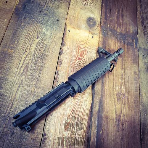 "10.3"" SBR and Pistol Upper 1/7 Chrome lined (MK-18 Mod 0)"