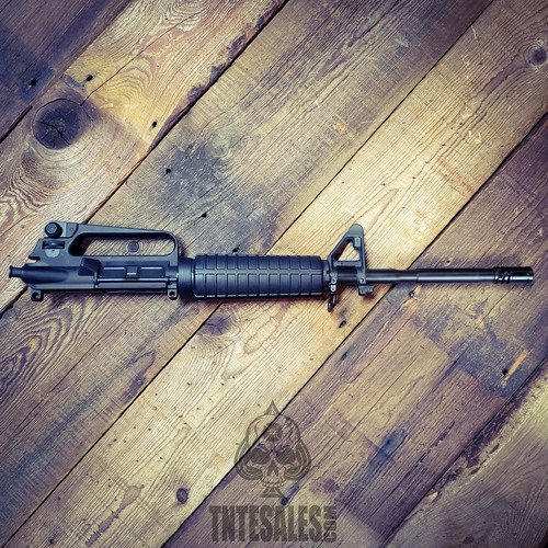 """XM-4 A2 4150 Chrome Lined Upper 16"""" """"Colt 727 Style"""""""