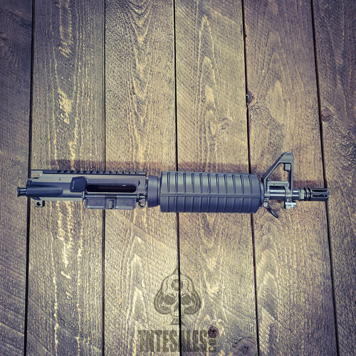 "10.3"" Hammer Forged Upper 1/7 Chrome lined (MK-18 Mod 0)"