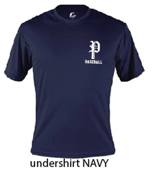 NAVY TEAM ISSUE tee