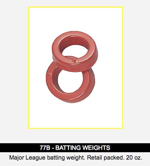 Batting Weights