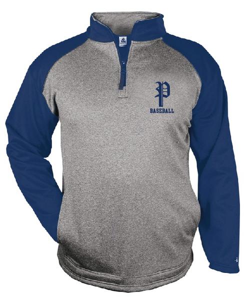 The Turn-Two 1/4 zip sweatshirt
