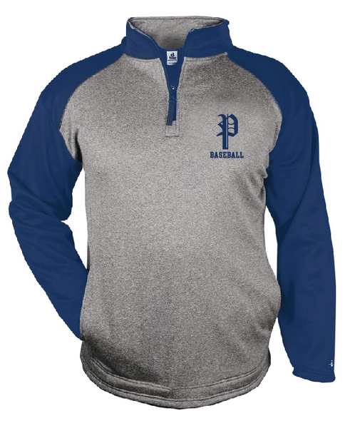 The Turn-Two 1/4 zip sweatshirt