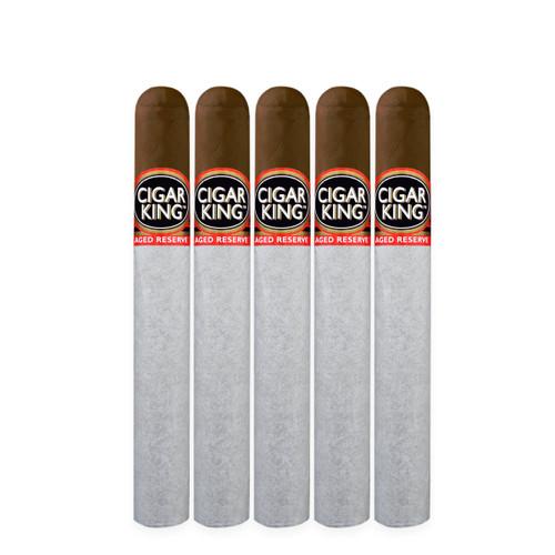 Cigar King Aged Reserve Maduro Corona (5.5x46 / 5 Pack)