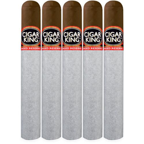 Cigar King Aged Reserve Maduro Gigante (6x60 / 5 Pack)