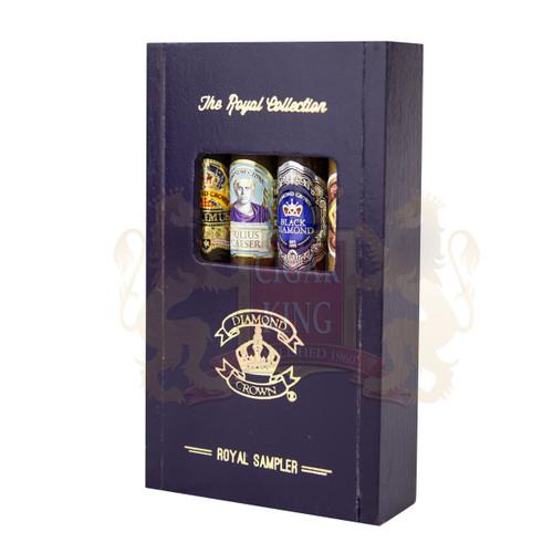 Diamond Crown Royal Collection Sampler (4 Cigars)