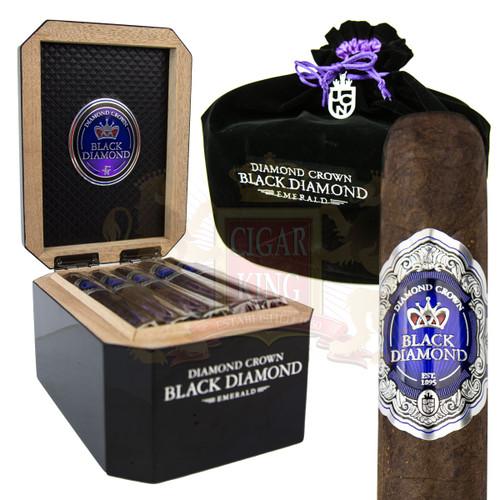 Diamond Crown Black Diamond Emerald (6x52 / Box 20)
