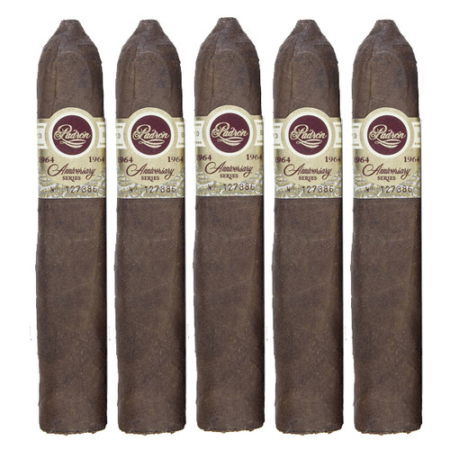 Padron Belicoso Maudro 5-pack