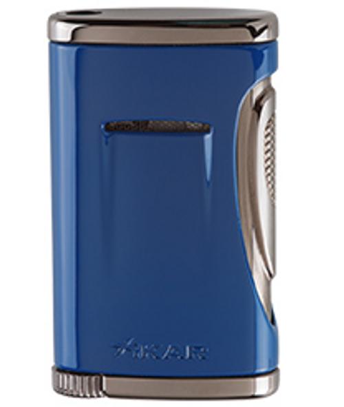 XIKAR Xidris Lighter Cobalt Blue