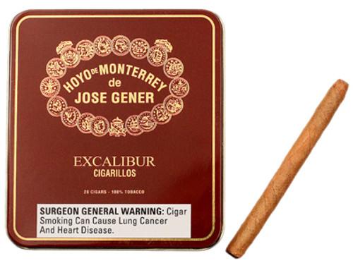 Excalibur Cigarillos (4x24 / 1 Tin of 20)