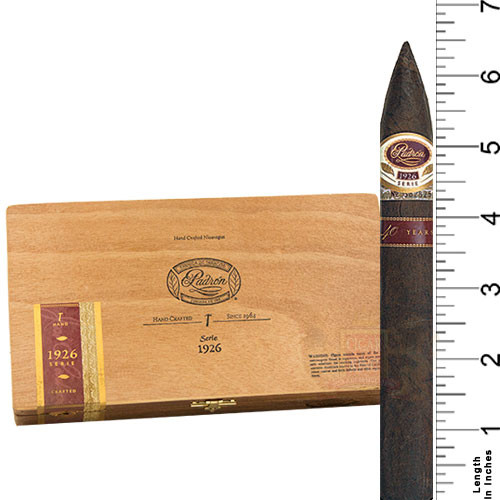 Padron Serie 1926 40th Anniversary Torpedo Maduro (6.5x54 /Single)