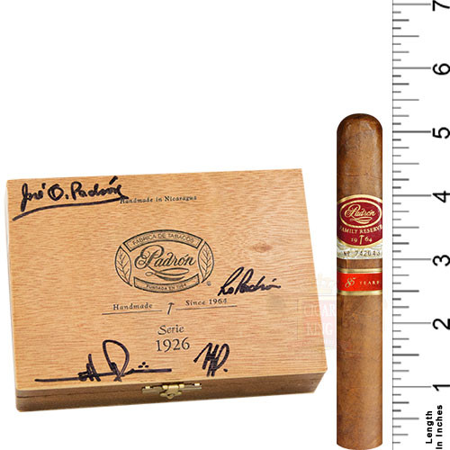 Padron Family Reserve No. 85 Natural (5.5x50 / Single)