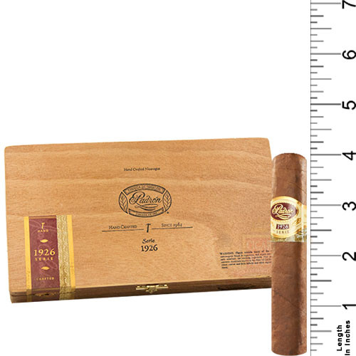 Padron Serie 1926 No. 35 Natural (4x48 / Single)