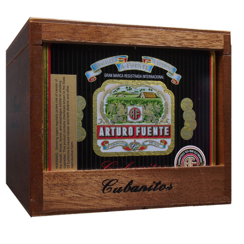 Arturo Fuente Cubanitos (4.25x32 / 10 tins of 10)