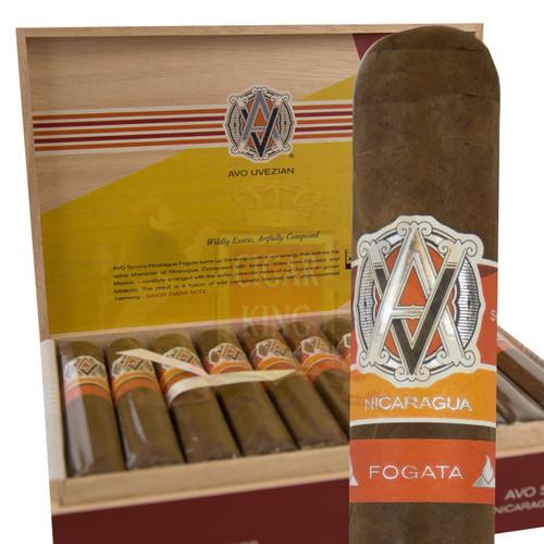 Avo Syncro Fogata Robusto (5x50 / 5 Pack)