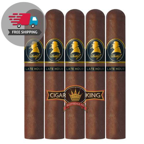 Davidoff Winston Churchill Late Hour Toro (6x54 / 5 Pack)