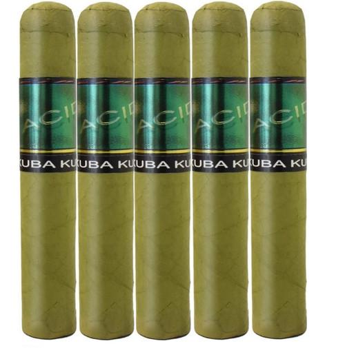 Acid Kuba Kuba Green (5x54 / 5 Pack)
