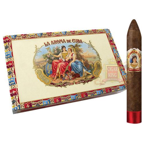 La Aroma De Cuba Belicoso (5x52 / Box 25)