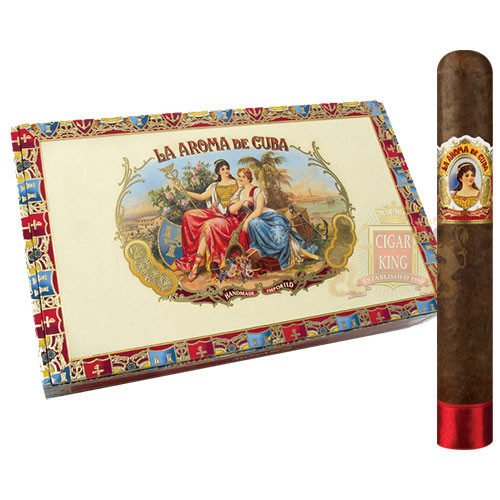 La Aroma De Cuba Monarch (6x52 / Box 25)