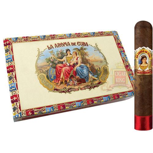La Aroma De Cuba Robusto (5x54 / Box 25)