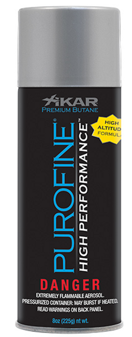 XIKAR PUROFINE High Performance Premium Butane 8oz