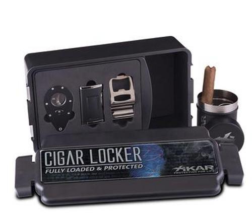 XiKar Cigar Locker Gift Set
