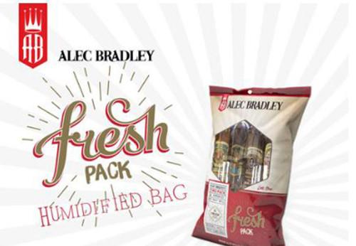 Alec Bradley Toro Fresh Pack (6x52 / 4 Pack)