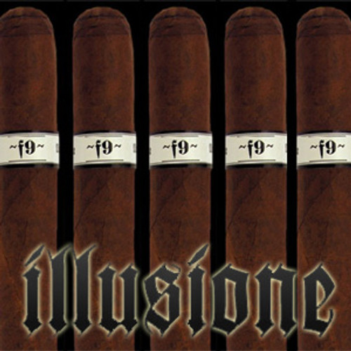 Illusione 888 Maduro Churchill (6.75x48 / 5 Pack)