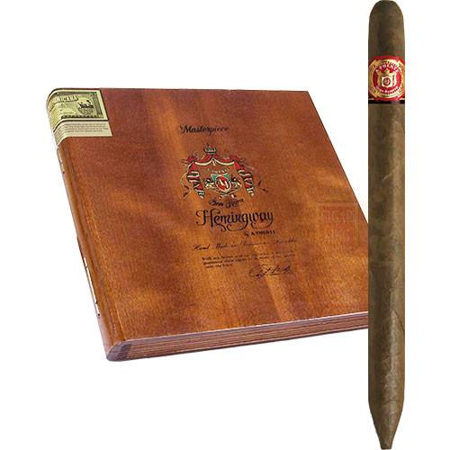 Arturo Fuente Hemingway Masterpiece (9x52 / Box 10)