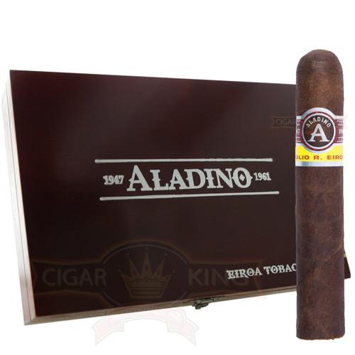 Aladino Maduro #4 Robusto Box Pressed (5x50 / Box of 20)
