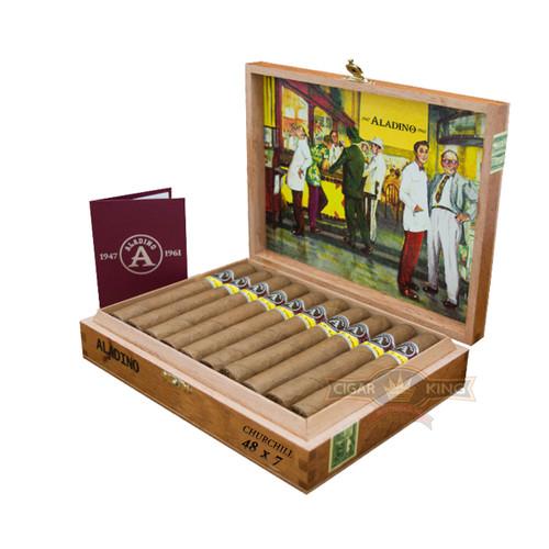 Aladino #5 Churchill (7x48 / Box of 20)