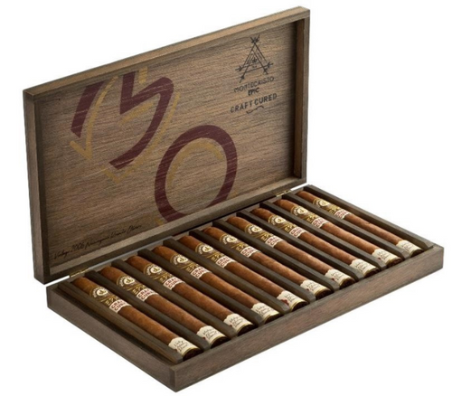 Montecristo Epic Craft Cured Belicoso (6.125x52 / Box of 10)