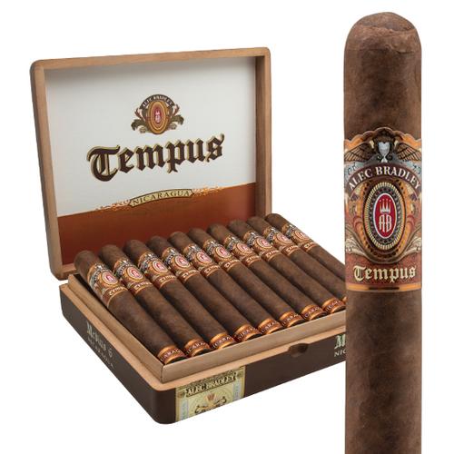 Alec Bradley Tempus Nicaragua Medius 6 (6x52 / 5 Pack)