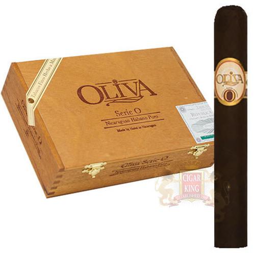 Oliva Serie O Maduro Double Toro (6x60 / 5 Pack)
